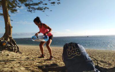 Aquafitbag M : Séance Lydia à la Réunion