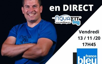 INTERVIEW FRANCE BLEU GARD LOZÈRE 13-11-2020