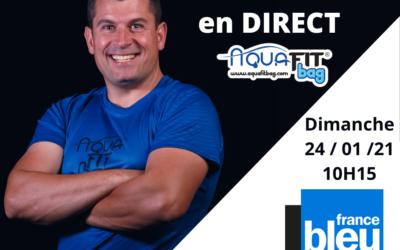 INTERVIEW FRANCE BLEU GARD LOZÈRE 24-01-2021