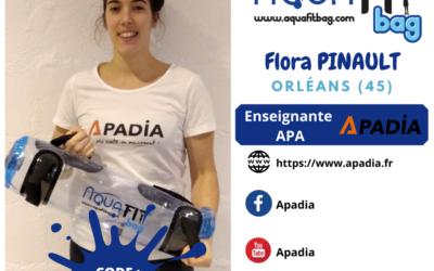 Vidéo extrait Flora enseignante chez APADIA