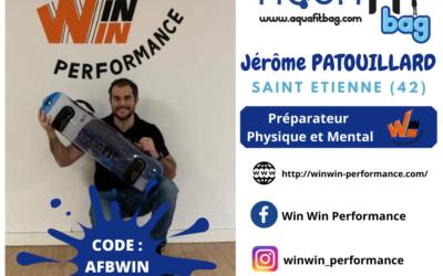 Unboxing de Jérôme coach chez Win Win Performance
