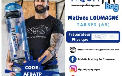 Unboxing Mathieu coach chez ATP Prépa Physique