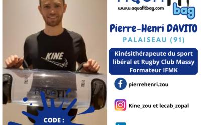 Vidéo extrait de Pierre-Henri Kinésithérapeute