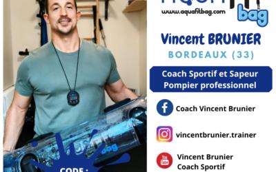 Unboxing Vincent Coach sportif sur Bordeaux