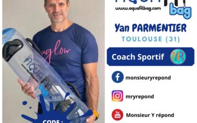 Unboxing Yan PARMENTIER de Mryrépond
