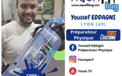 Vidéo extrait Youssef Préparateur physique