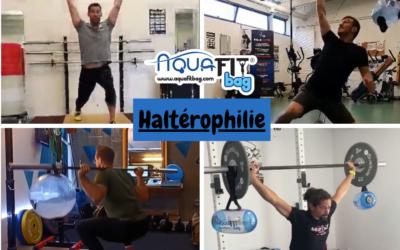 Vidéo séances avec exercices d'Haltérophilie