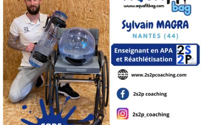 Vidéo extrait de Sylvain MAGRA enseignant en APA