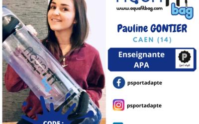 Vidéo extrait Pauline GONTIER enseignante en APA